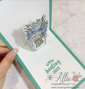 learn how to make an easy pop up card